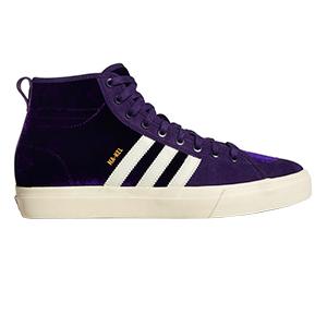 adidas Matchcourt High Rx Dpurpl/Cwhite/Goldmt