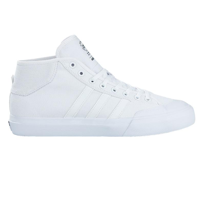 adidas Matchcourt Mid FTW White/FTW Whtie/FTW White