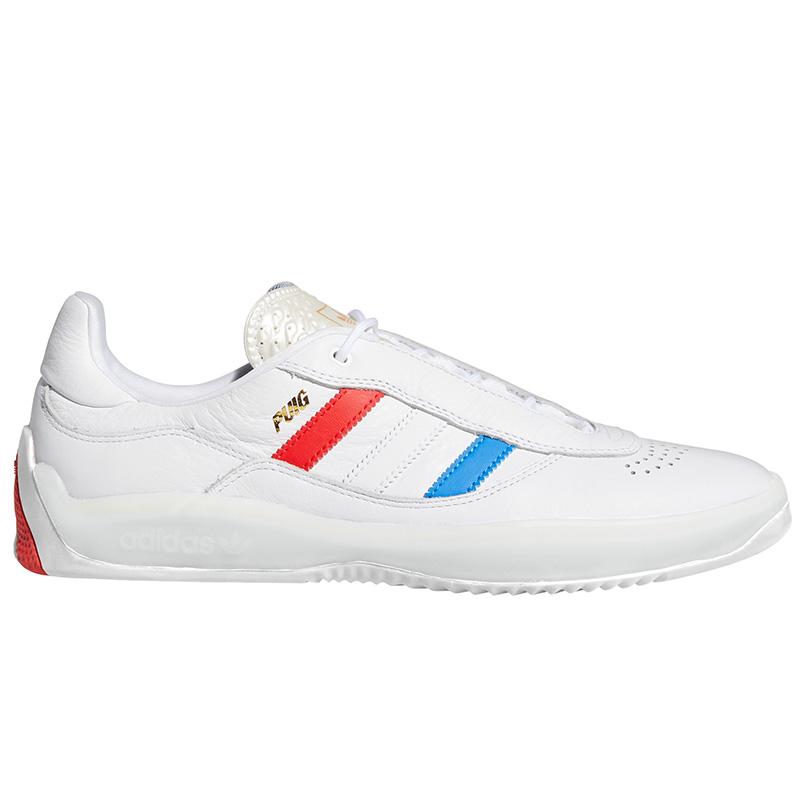 adidas Puig Ftwwht/Blubir/Vivred