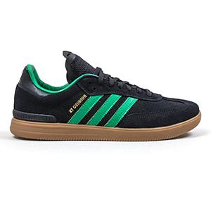 adidas Samba ADV Cblack/Green/Gum4