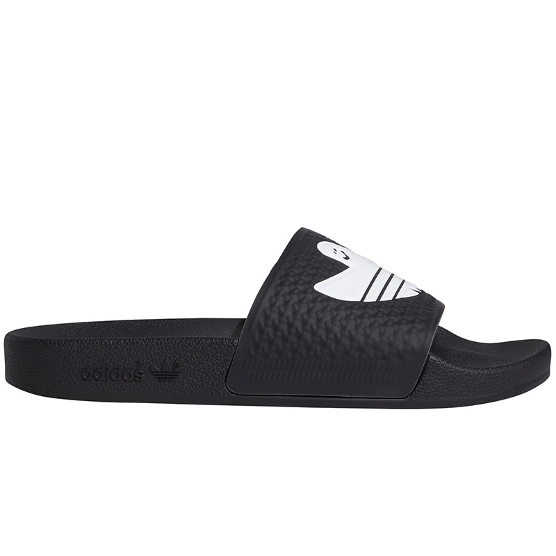 adidas Shmoofoil Slides Cblack/Ftwwht/Ftwwht