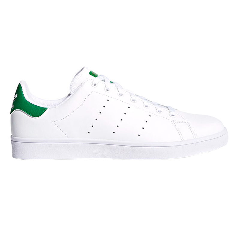 adidas Stan Smith Vulc Ftwwht/Ftwwht/Green