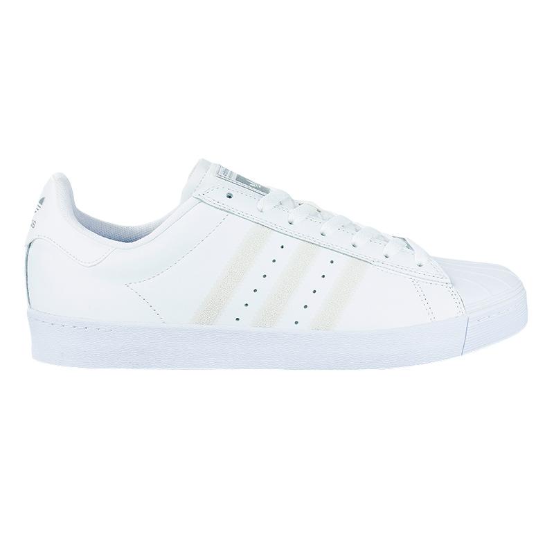 adidas Superstar Vulc Ftwwht/Ftwwht/Silvmt