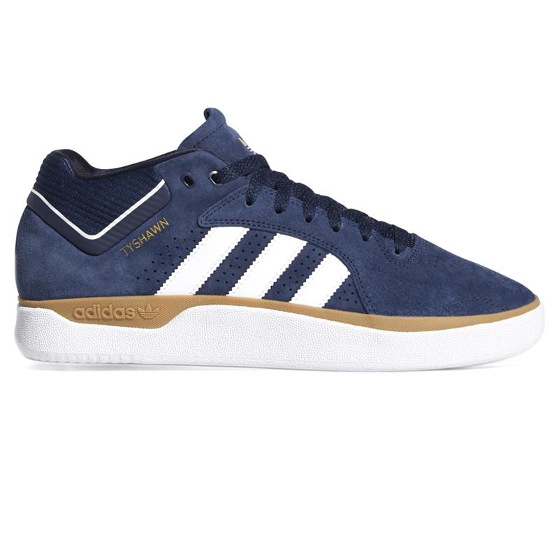 adidas Tyshawn Conavy/Ftwwht/Gum4