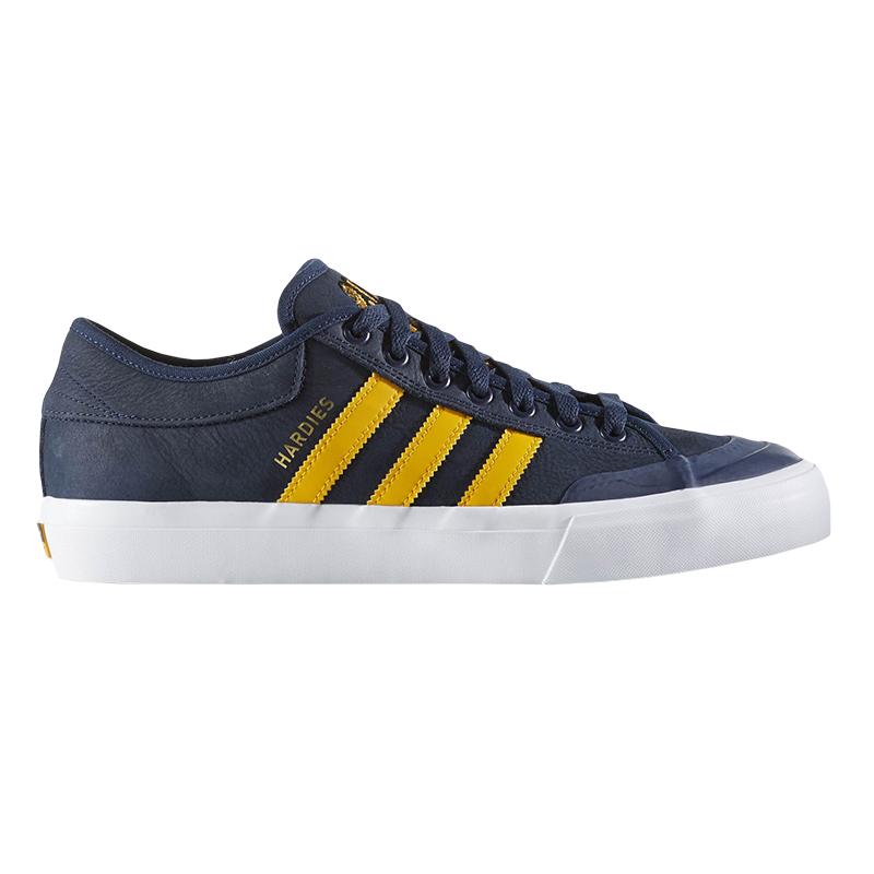 adidas X Hardies Matchcourt Conavy/Custom/Ftwwht
