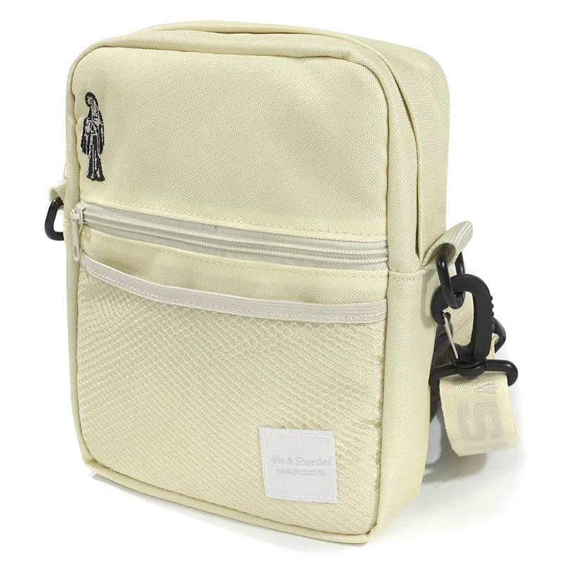 40s & Shorties x Narcos Coco Shoulder Bag Cream