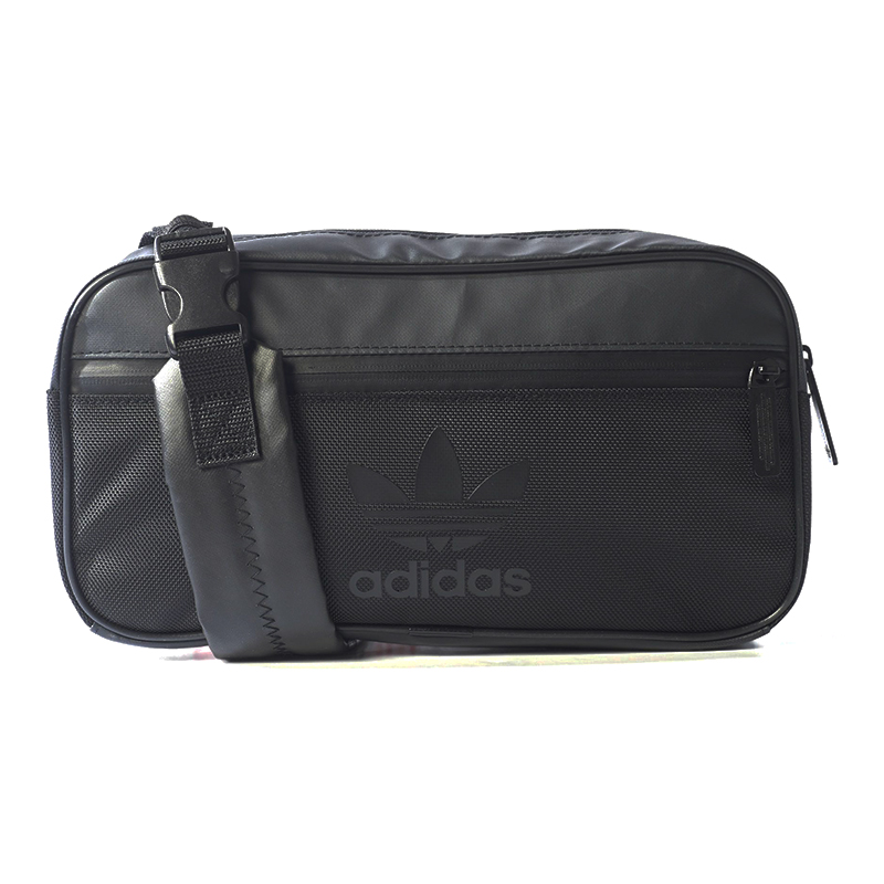 adidas Crossbody Bag Knit Black