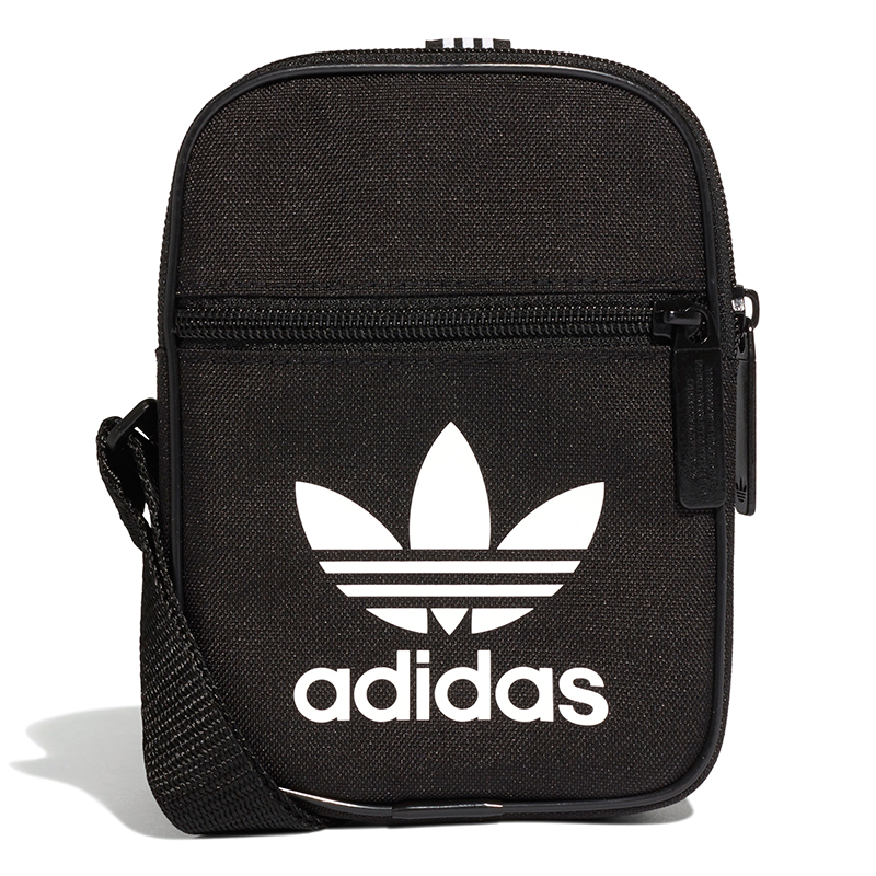 adidas Festival Trefoil Bag Black/White