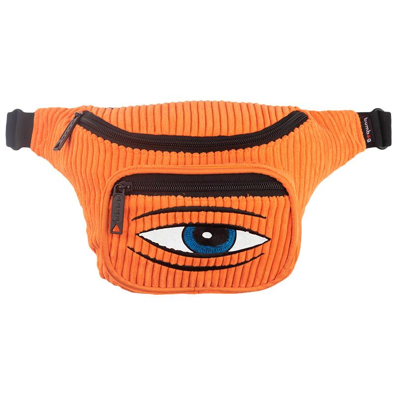 Bumbag x Toy Machine Deluxe Orange