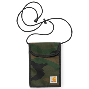Carhartt Collins Neck Pouch Camo Combat Green