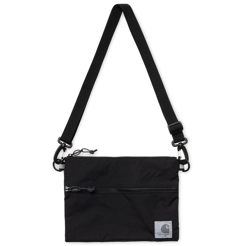 Carhartt WIP Dexter Strap Bag Black/Black