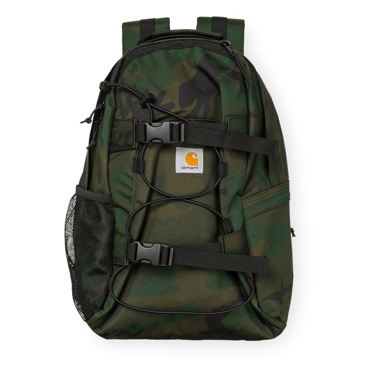 Carhartt Kickflip Backpack Camo Combat Green