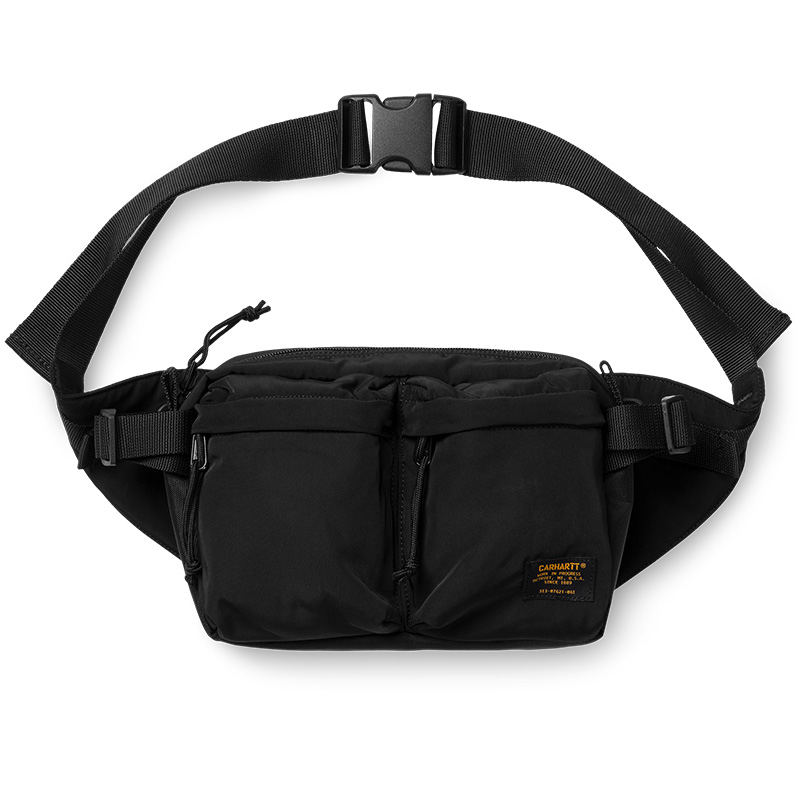 Carhartt Military Hip Bag Black/Black