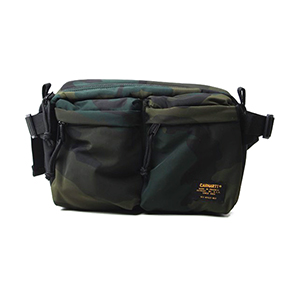 Carhartt Military Hip Bag Camo Combat Green/Black