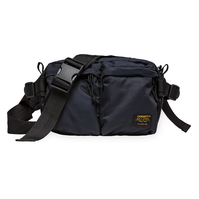 Carhartt Military Hip Bag Dark Navy/Black