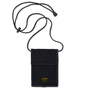 Carhartt Military Neck Pouch Black