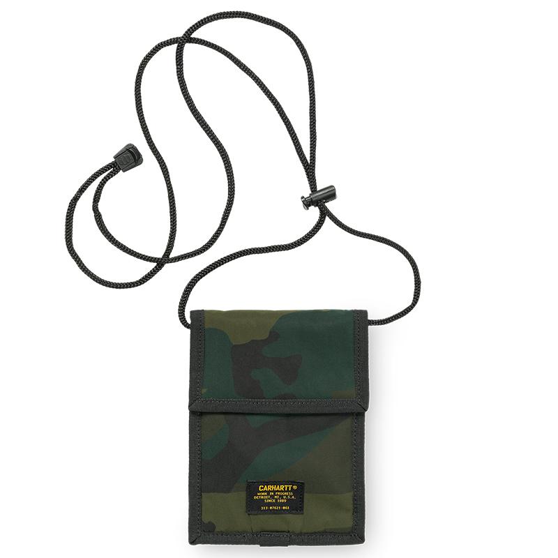 Carhartt Military Neck Pouch Camo Combat Green