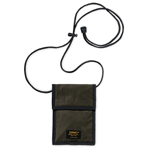 Carhartt Military Neck Pouch Cypress