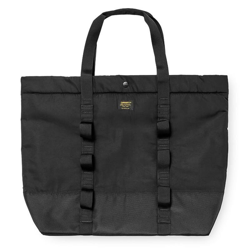 Carhartt WIP Military Shopper Bag Black/Black