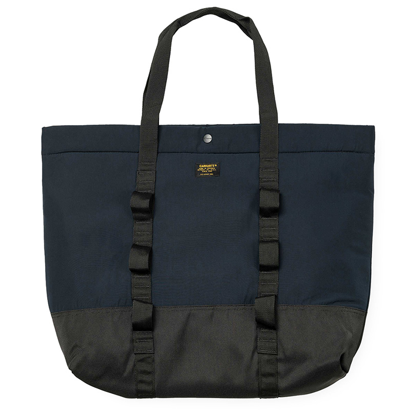 Carhartt WIP Military Shopper Bag Dark Navy/Black