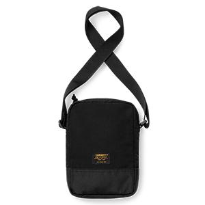 Carhartt Military Shoulder Bag Black/Black