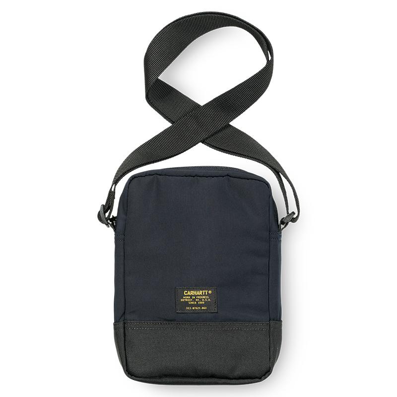 Carhartt Military Shoulder Bag Dark Navy/Black
