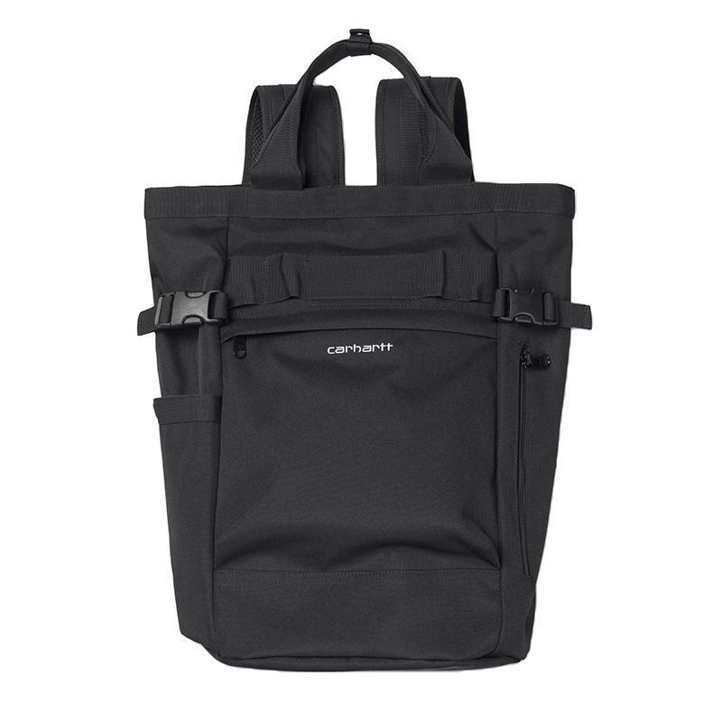 Carhartt Payton Carrier Backpack Black/White