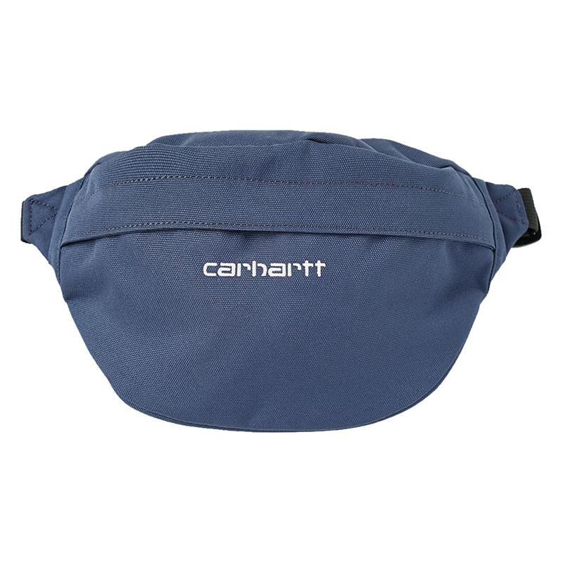 Carhartt Payton Hip Bag Blue/White