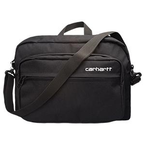 Carhartt Payton Shoulder Bag Black/ White