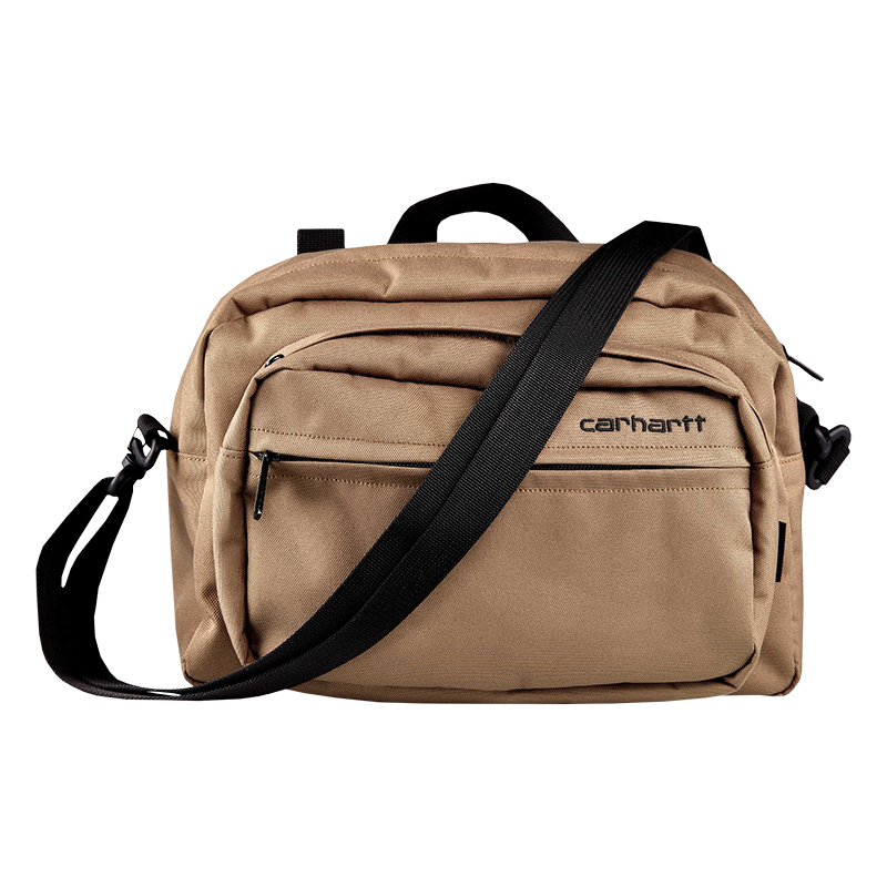 Carhartt Payton Shoulder Bag Brass/Black