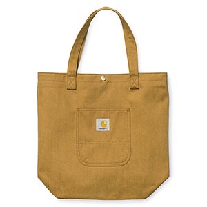 Carhartt Simple Tote Bag Carhartt Brown