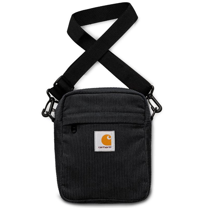 Carhartt WIP Cord Small Bag Black