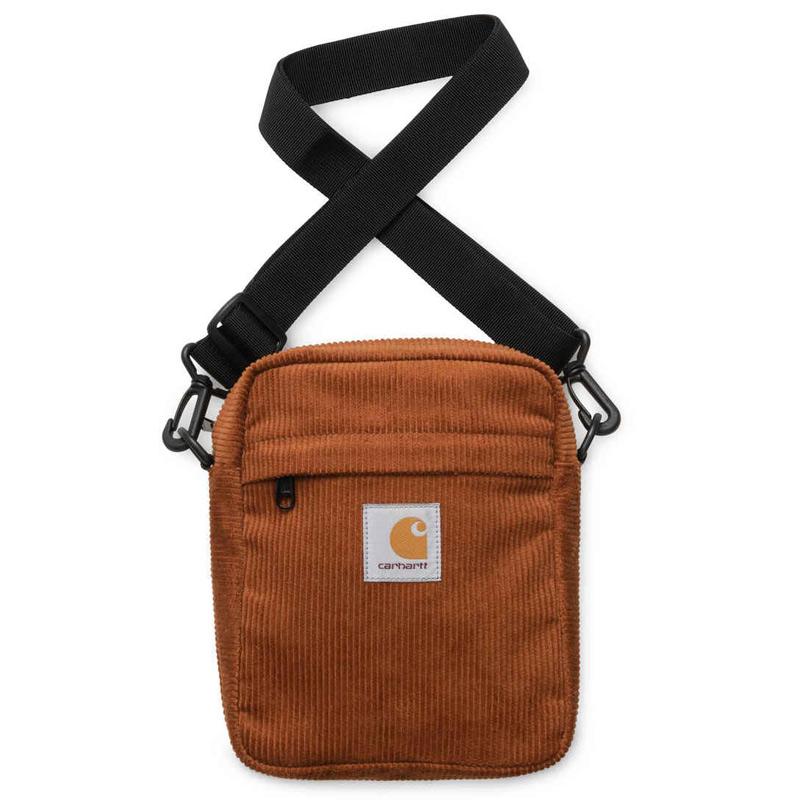 Carhartt WIP Cord Small Bag Brandy