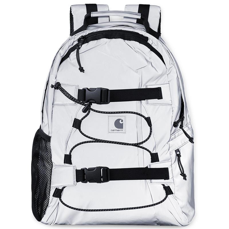 Carhartt WIP Flect Kickflip Backpack Reflective Grey
