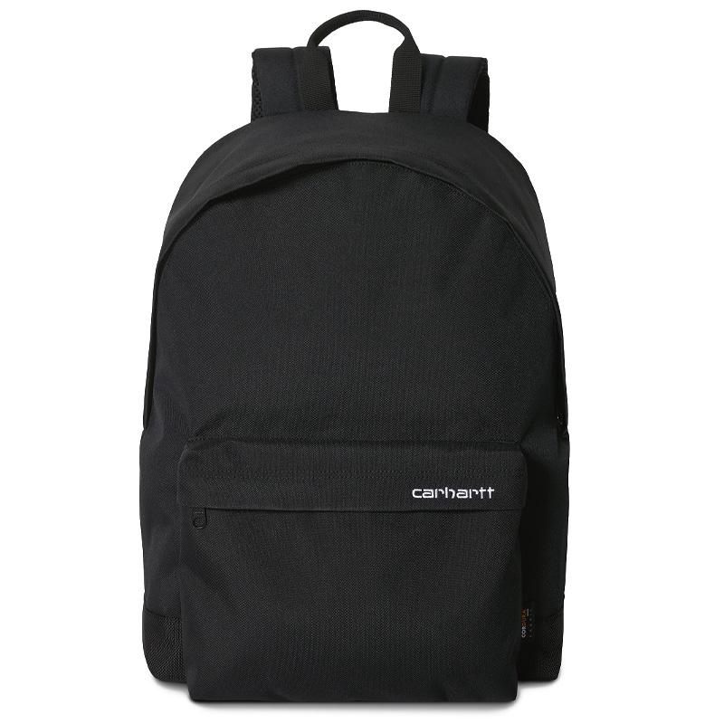 Carhartt WIP Payton Backpack Black/White