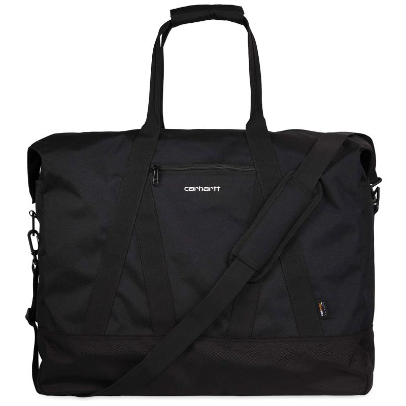 Carhartt WIP Payton Sport Bag Large Black/Black/White