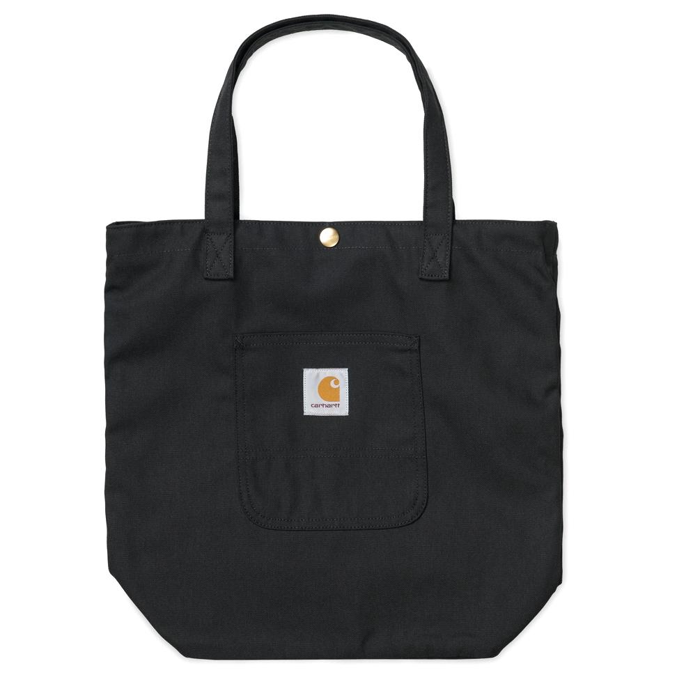 Carhartt WIP Simple Tote Bag Black Rigid
