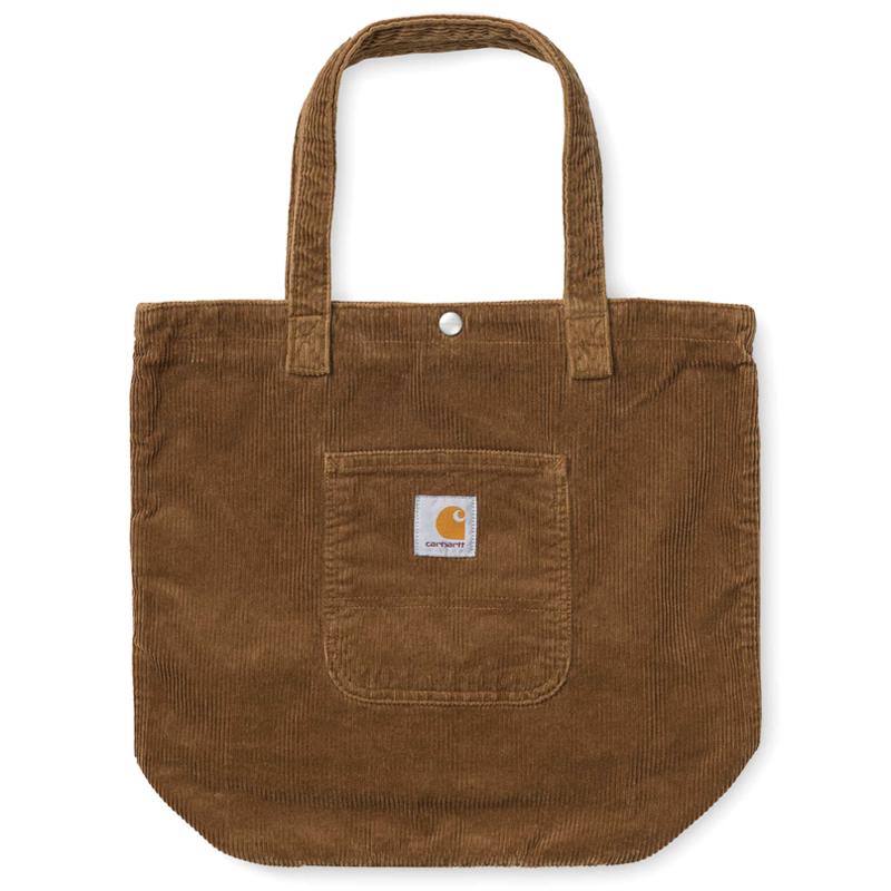 Carhartt WIP Simple Tote Bag Hamilton Brown Rinsed