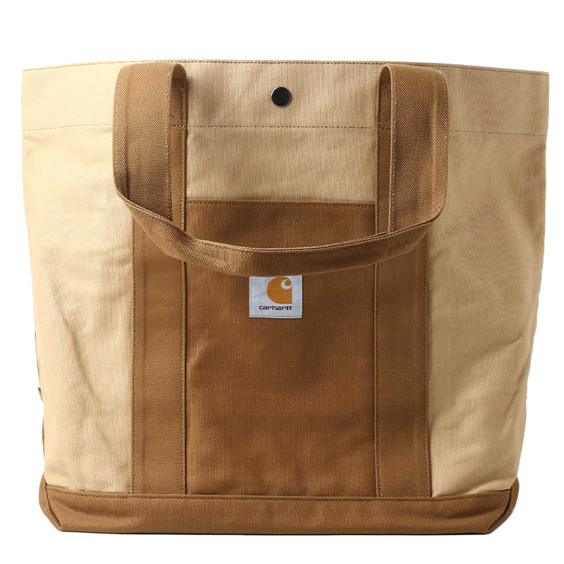 Carhartt WIP Work Tote Bag Hamilton Brown/Dusty H Brown