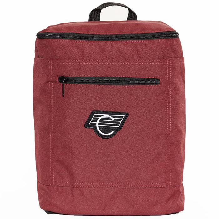 Coma Backpack Maroon