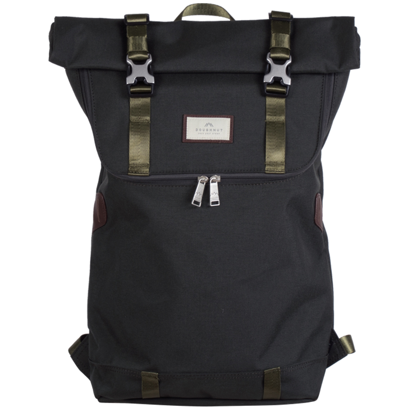 Doughnut Christopher Backpack Charcoal