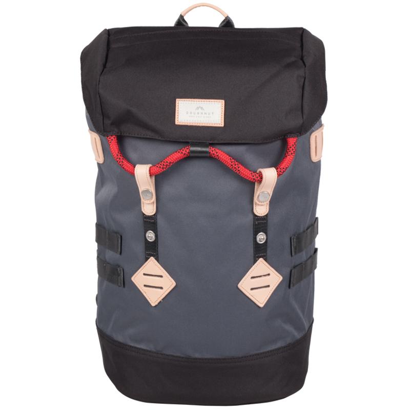 Doughnut Colorado Backpack Grey/Charcoal