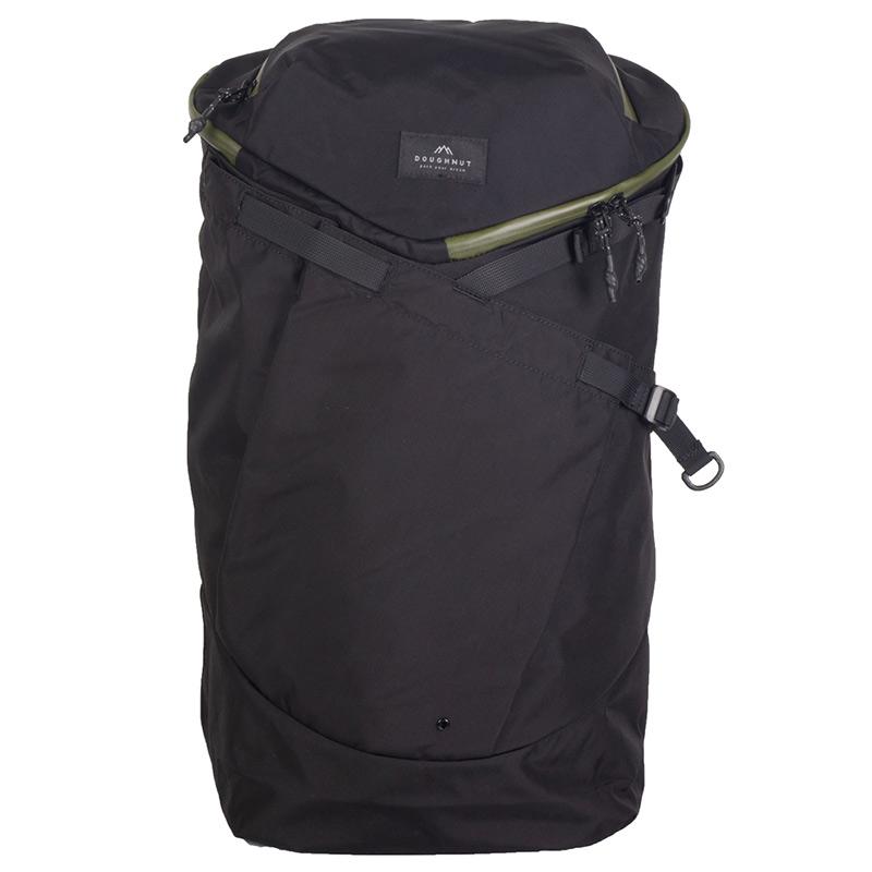 Doughnut Dynamic Large Backpack Black/Army
