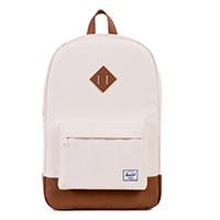 Herschel Heritage Backpack Natural/Tan Synthetic Leather
