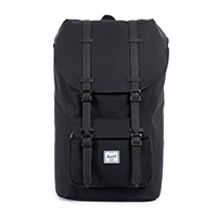 Herschel Little America Backpack Black/Black
