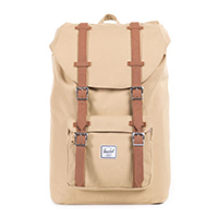 Herschel Little America Mid-Volume Backpack Khaki/Tan PU