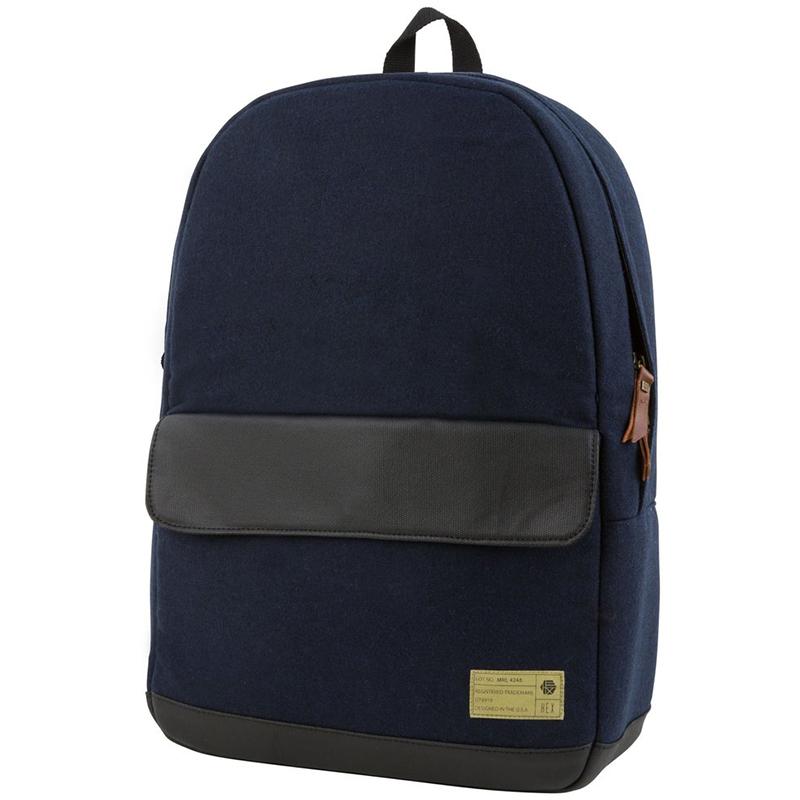 HEX Echo Backpack Marlow Navy Wool