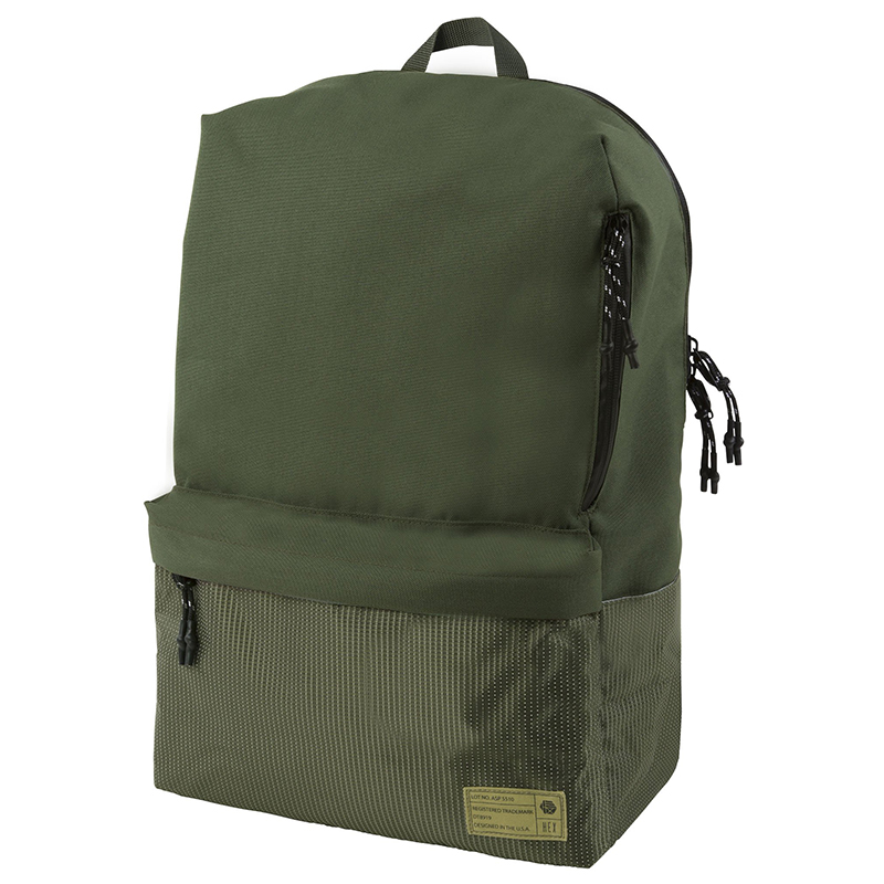 HEX Exile Backpack Aspect Olive/White Dot