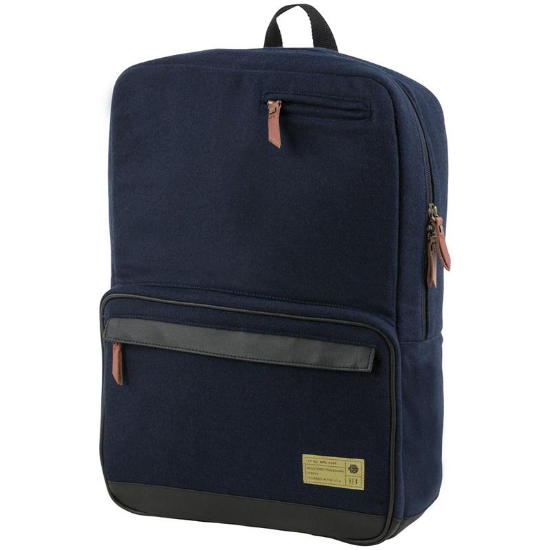 HEX Origin Backpack Marlow Navy Wool