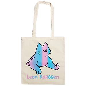 Leon Karssen Blinkboi Tote Bag Natural